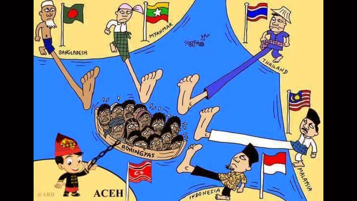 Kebaikan Warga Aceh yang Mengharukan  BLOG JUMADAL AFRIZAL