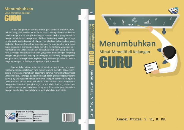 Cover Buku-Menumbuhkan Minat Meneliti di Kalangan Guru
